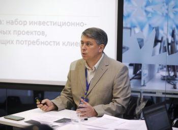 Встреча с организатором конкурса «У.М.Н.И.К.» Алещенко В.В. в МИБИ ОмГУ