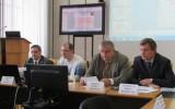 25 октября в Омском государственном университете путей сообщения (ОмГУПС) состоялось расширенное заседание Президиума ОмО РИА.