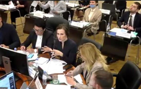 Участие в обсуждении Стратегии развития Корпорации МСП