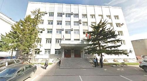 Здание Минстроя