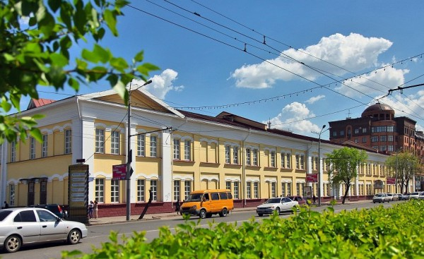 ОНЦ здание-
