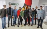 Встреча студентов ОмГУ с представителями группы компаний «ЭФКО»