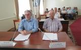 Заседание Совета при Мэре города Омска по стратегическому развитию и приоритетным проектам 23 июня 2017 года