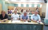 Заседание Совета по промышленности и предпринимательству при Мэре города Омска