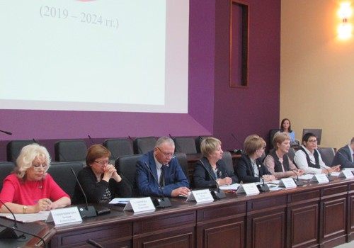 """Общественные слушания «О реализации Национального проекта """"Образование"""" в Омской области»"""