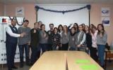 8 декабря в МИБИ прошел интеллектуально-развлекательный квиз для студентов ОмГУ «Бизнес в стиле «think»