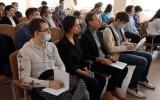 Сотрудники МИБИ приняли участие в первом оргсобрании аспирантов ОмГУ